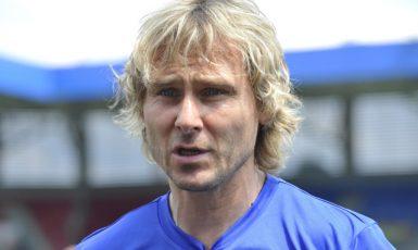 Bývalý fotbalista a viceprezident Juventusu Turín Pavel Nedvěd  (ČTK)