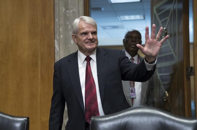Steve King, velvyslanec USA v ČR. (čtk)