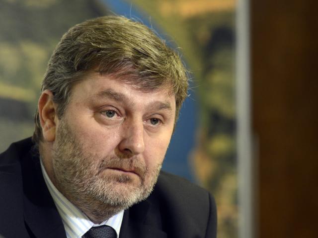 Poslanec ANO a bývalý manažer Agrofertu Milan Feranec (ČTK)