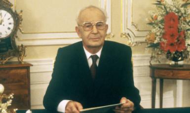 Gustáv Husák (ČTK)