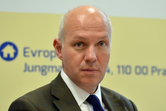 Senátor Pavel Fischer  (ČTK)