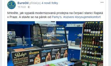 Facebook Eurooil