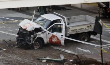 Teroristický útok v New Yorku (ČTK)