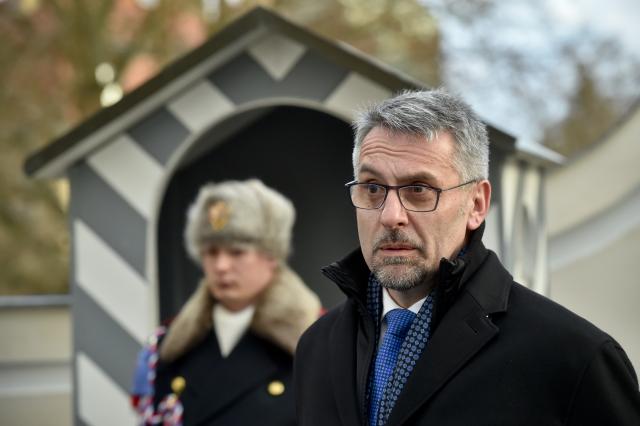 Lubomír Metnar, ministr vnitra v demisi (ČTK)