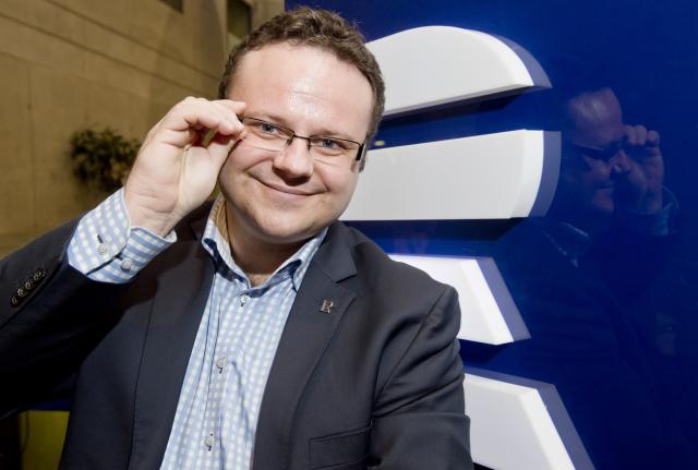 Generální ředitel Českého rozhlasu René Zavoral  (ČTK)