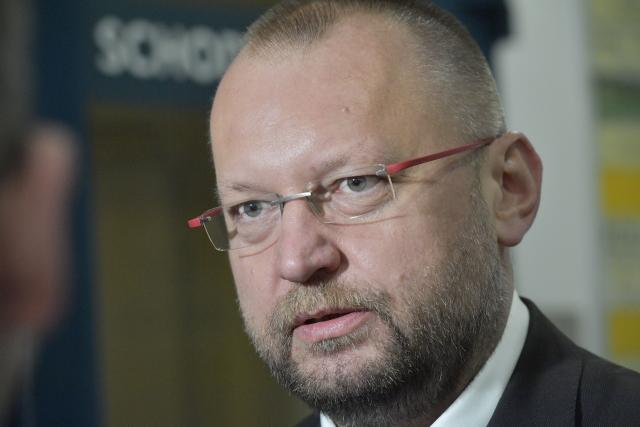 Místopředseda KDU-ČSL Jan Bartošek (ČTK)
