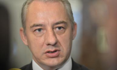Předseda Českomoravské konfederace odborových svazů Josef Středula (ČTK)