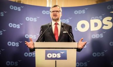 Petr Fiala, předseda ODS (Pavel Hofman)