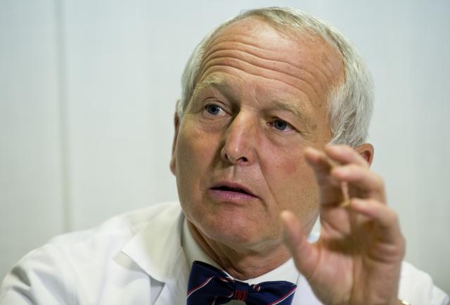 Profesor Jan Pirk (ČTK)