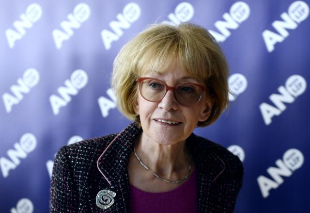Bývalá ministryně spravedlnosti Helena Válková (ANO) (ČTK)