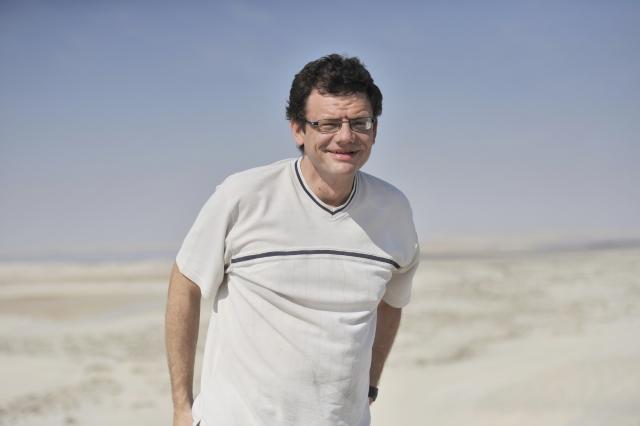 Český marketingový expert Martin Jaroš (ČTK)