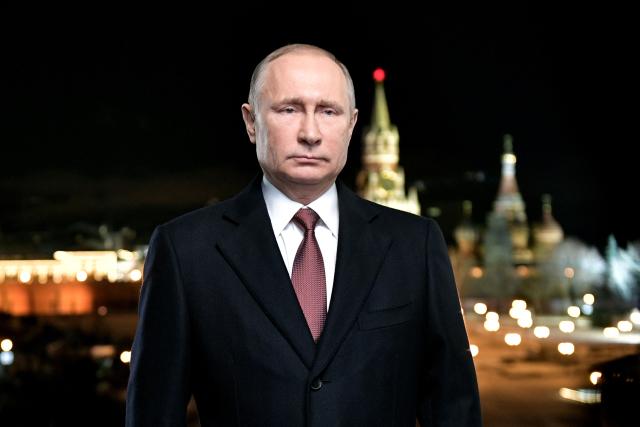 Vladimir Putin (ČTK)