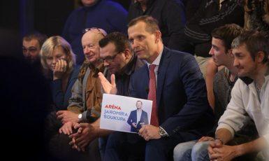 FB Fanoušci Jaromíra Soukupa