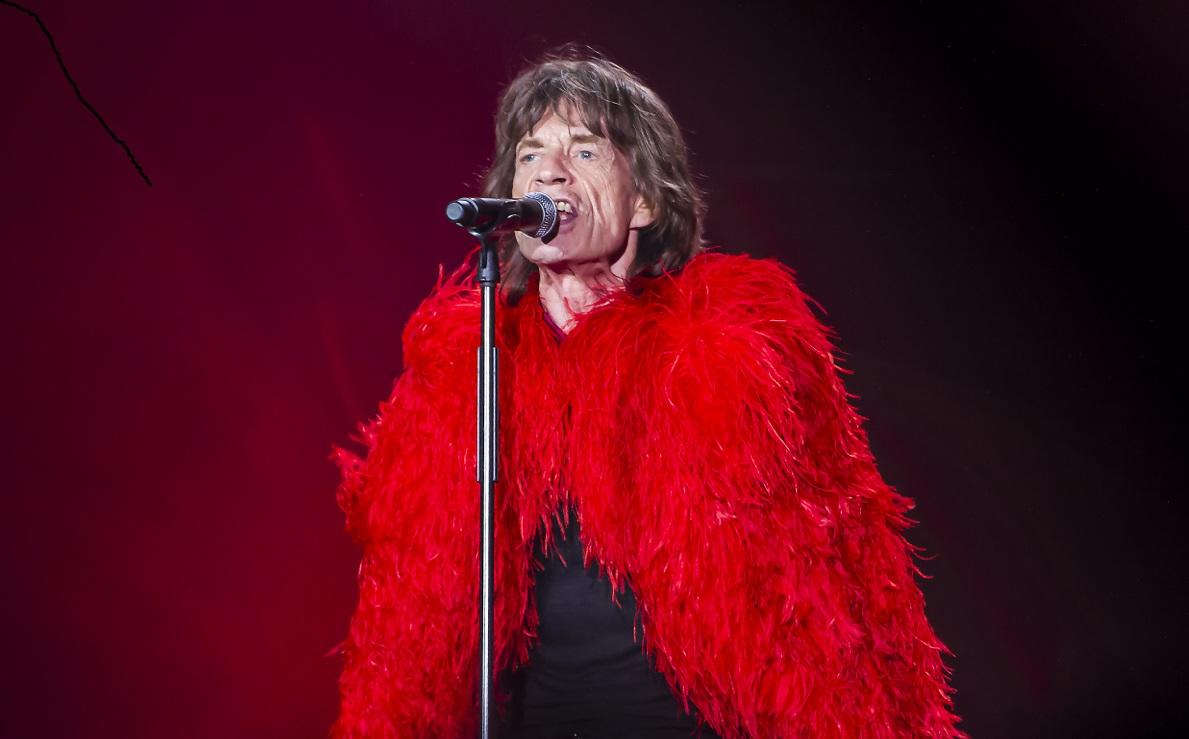 Mick Jagger, Rolling Stones (flickr.com)