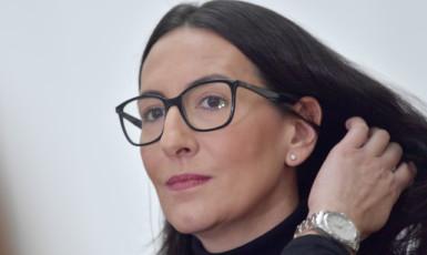 První místopředsedkyně  ODS Alexandra Udženija (ČTK)