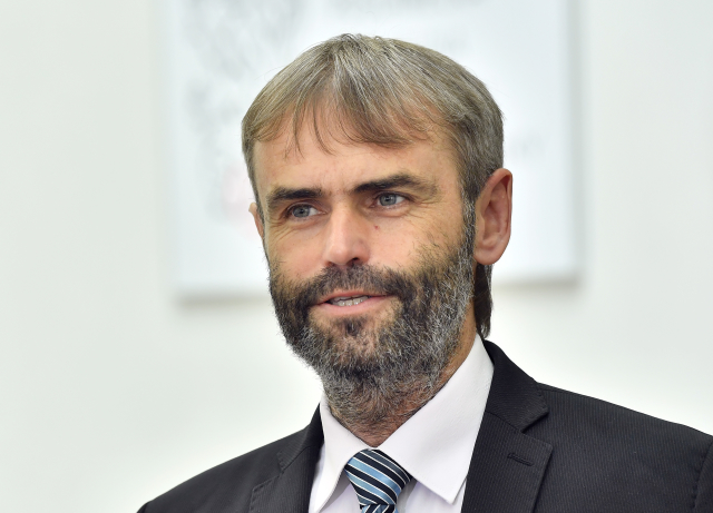 Bývalý ředitel ÚOOZ Robert Šlachta (ČTK)
