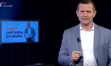 Kauzy Jaromíra Soukupa s Jaromírem Soukupem (ČTK)