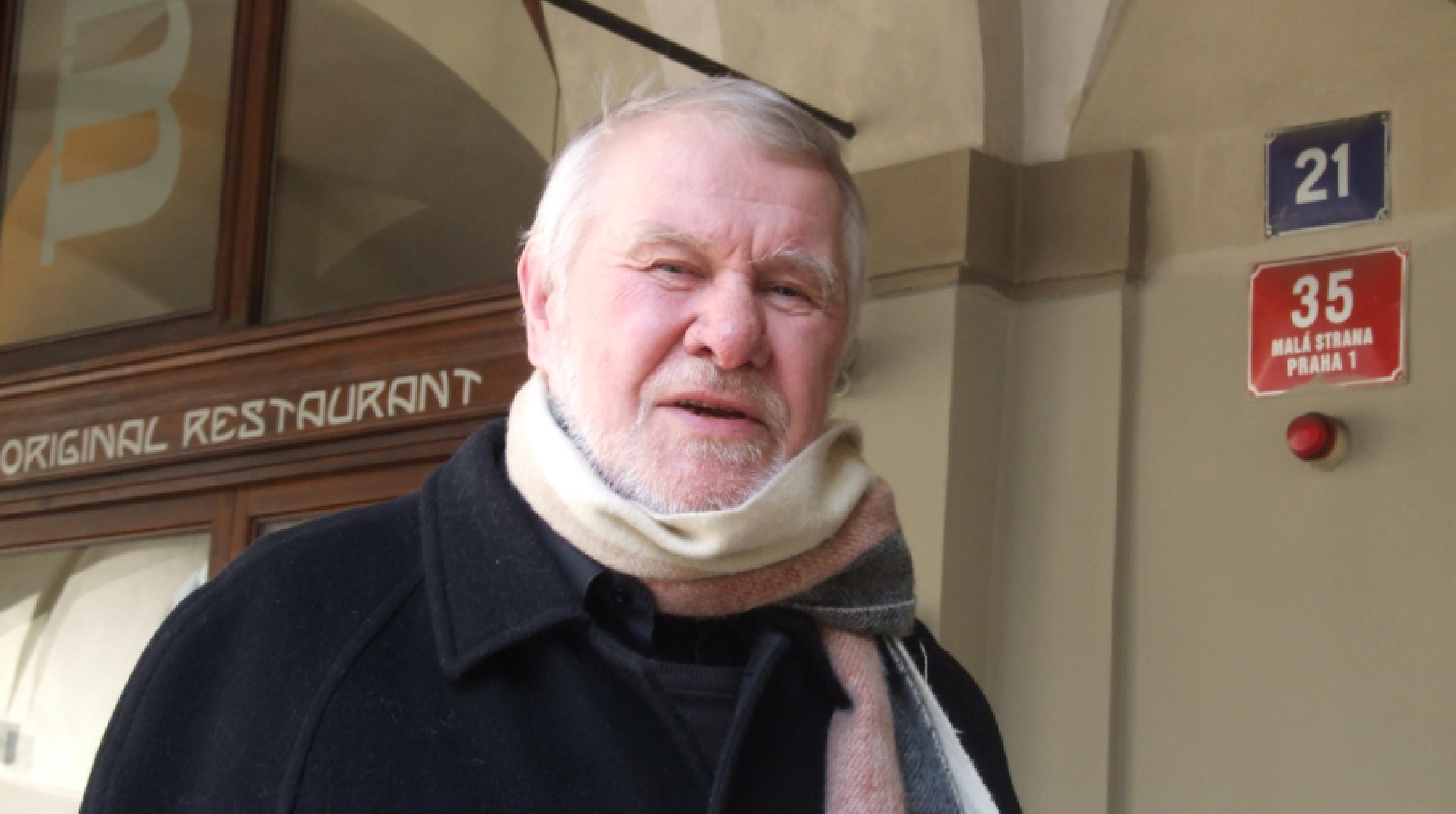 Jaromír Štětina (F24)