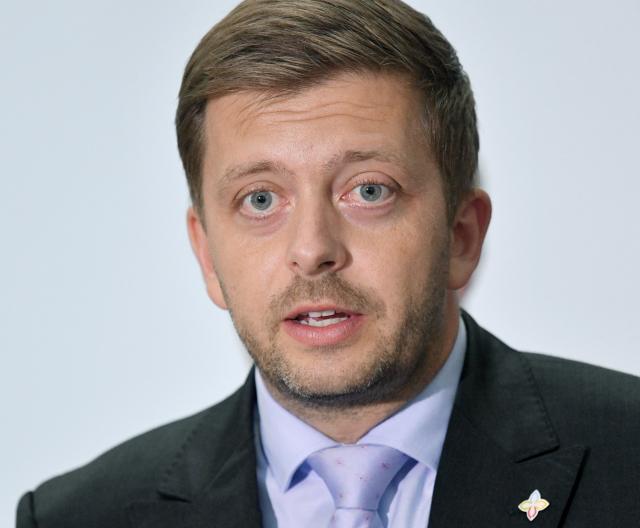 Předseda  STAN Vít Rakušan (ČTK)