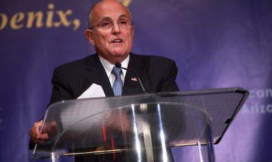 "Rudolph William Louis ""Rudy"" Giuliani (flickr.com)"