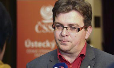 Bývalý předseda ČSSD v Ústeckém kraji Miroslav Andrt  (ČTK)
