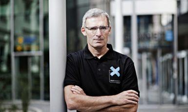 Bývalý ředitel civilní rozvědky Karel Randák  (ČTK)