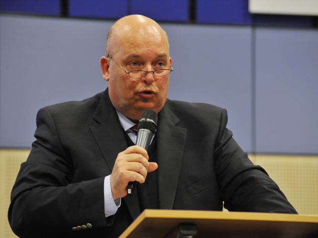 Ministr zemědělství Miroslav Toman  (ČTK)