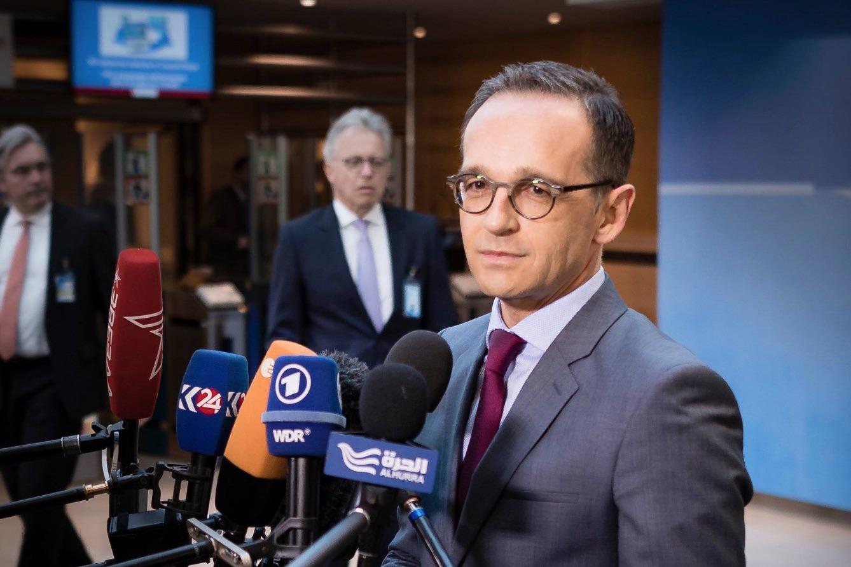 Šéf německé diplomacie Heiko Maas (FB Heiko Maas)