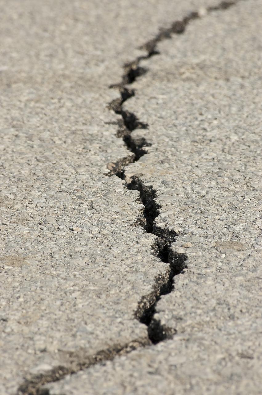 Zemětřesení, ilustrační foto (Pixabay)
