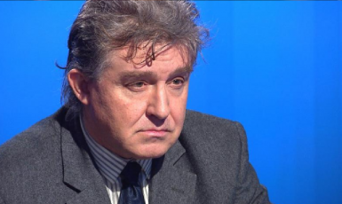"""Jiří Dolejš, komunista, který rozlišuje vrahy a """"skutečné komunisty"""".  (ČT)"""