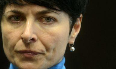 Pražská vrchní státní zástupkyně Lenka Bradáčová  (ČTK)