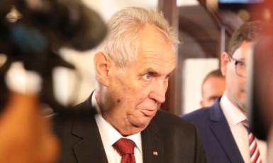 Miloš Zeman (Pavel Hofman)