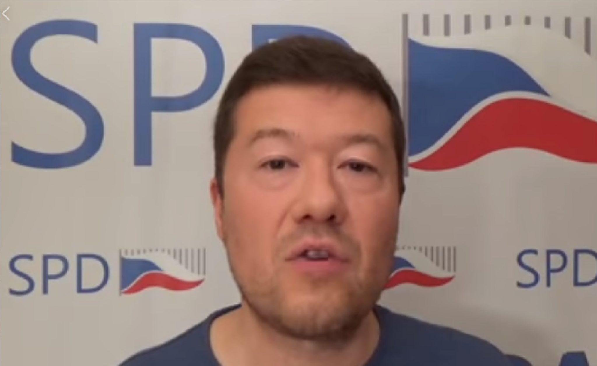 Tomio Okamura  (FB)