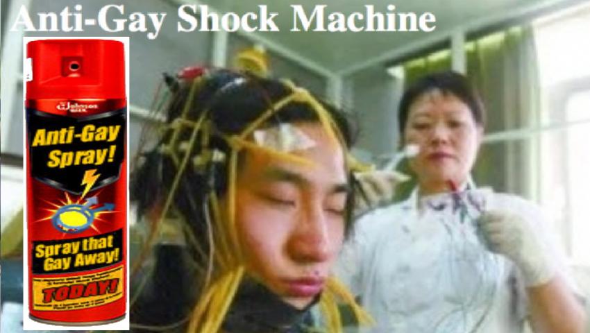 Předělávání gayů pochybnou terapií má v Británii skončit. Čína zase ... 62fcebc926