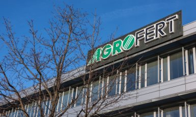 Sídlo společnosti Agrofert v Praze (ČTK)