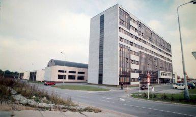 Budova Bezpečnostní informační služby (ČTK)