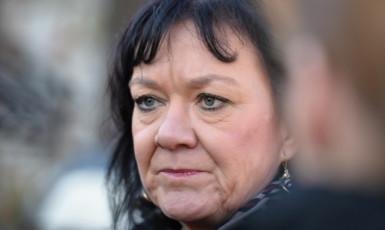 Marta Semelová. (ČTK)