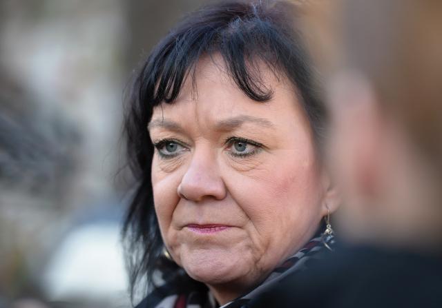 Marta Semelová, KSČM  (ČTK)