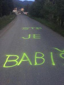 FB/ U nás v Babišově