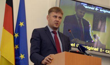 Ministr zahraničí Tomáš Petříček (ČSSD)  (ČTK)