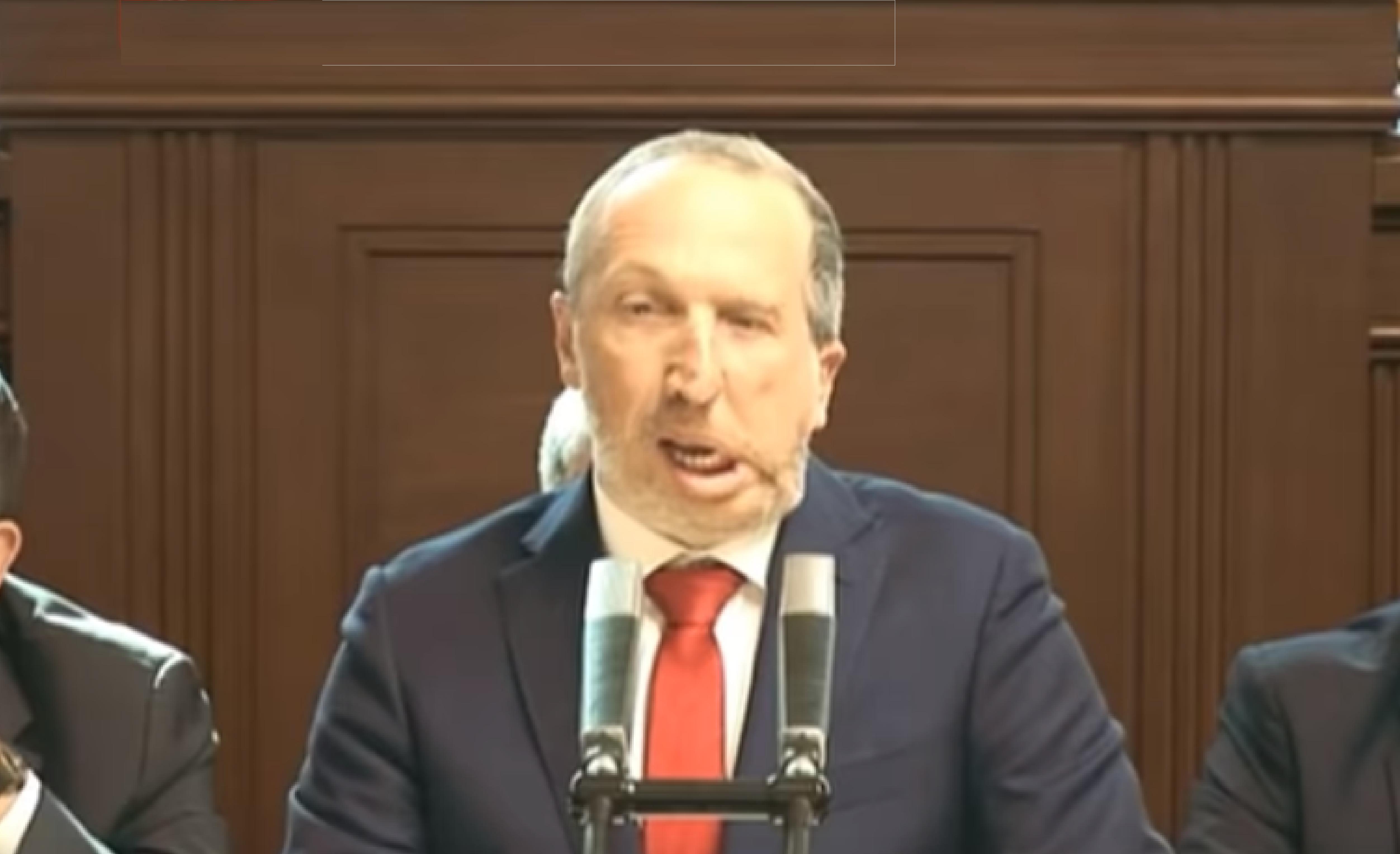 Klaus Ml: Klaus Ml. Už Je Jasným Spojencem Protidemokratických Sil A