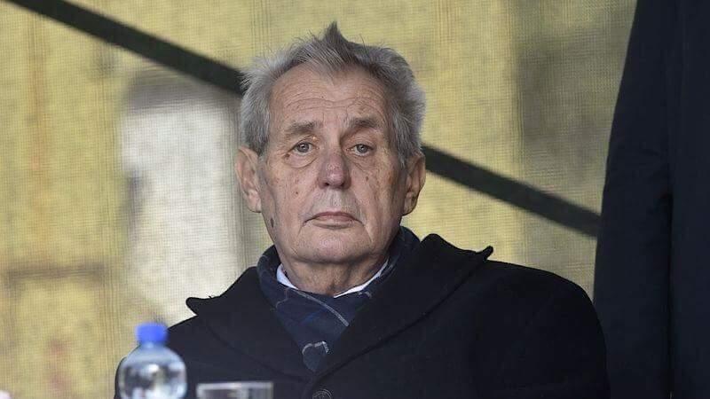 Miloš Zeman (ČTK)