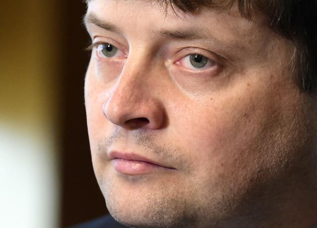 Bývalý generální ředitel Finanční správy Martin Janeček  (ČTK)
