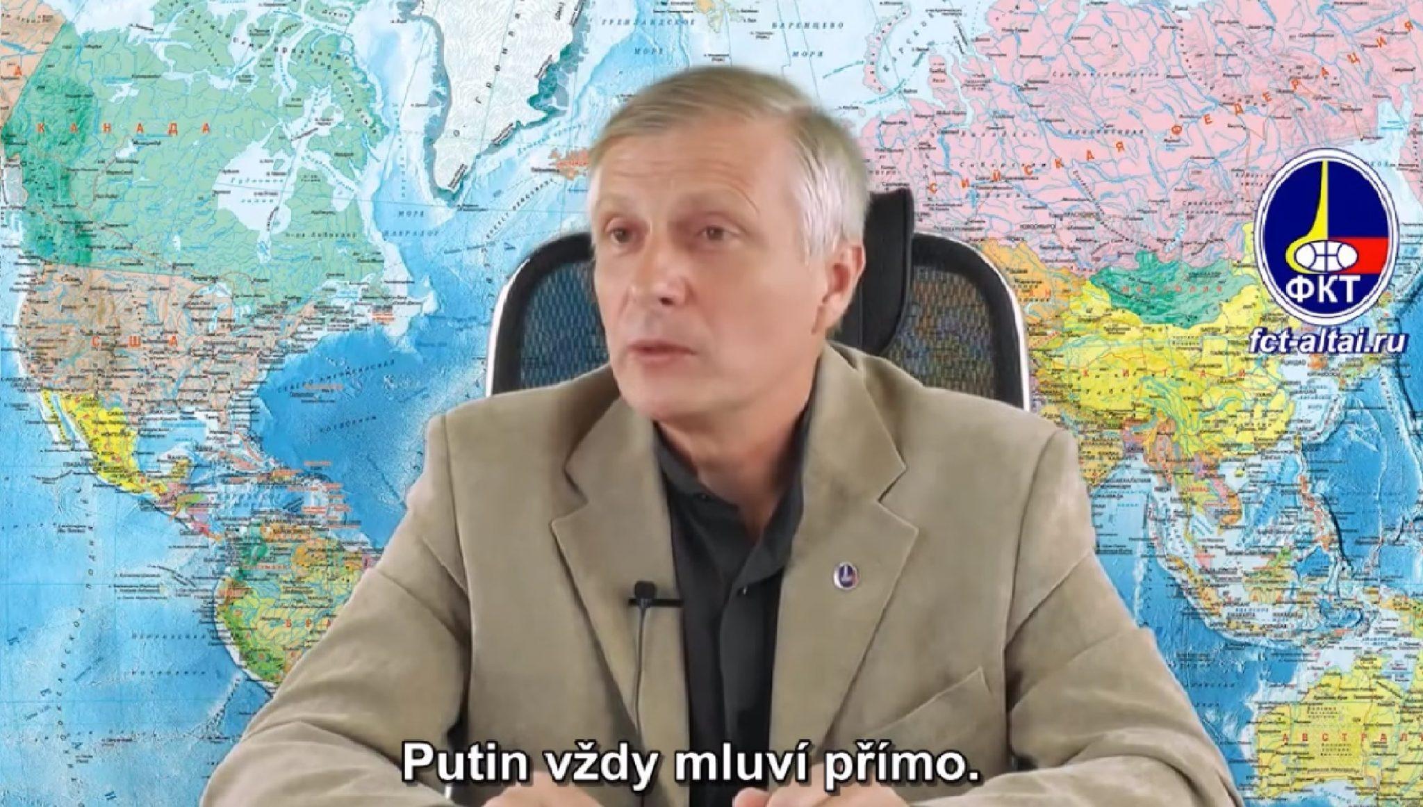 V. V. Pjakin (video: novarepublika.cz)