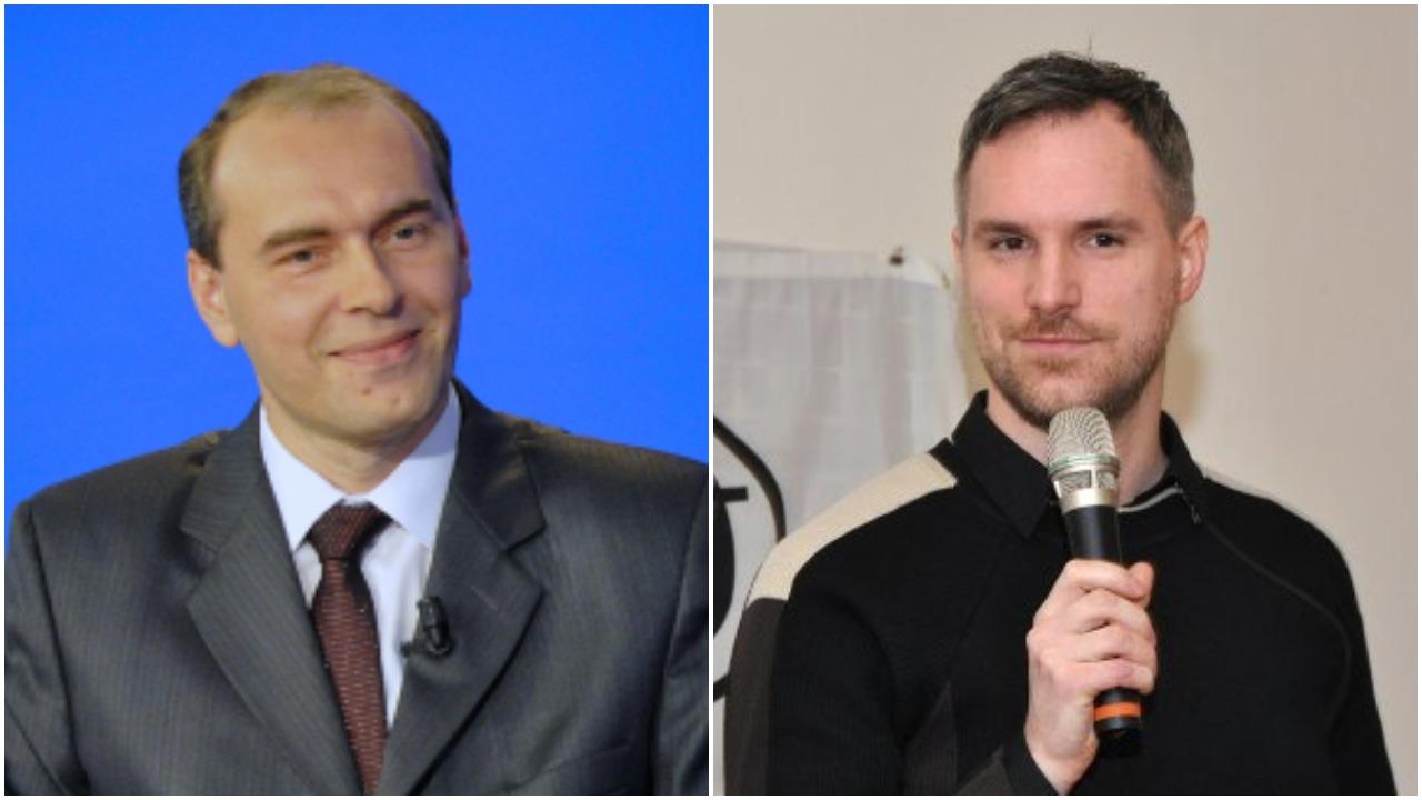 Libor Michálek a Zdeněk Hřib (F24)