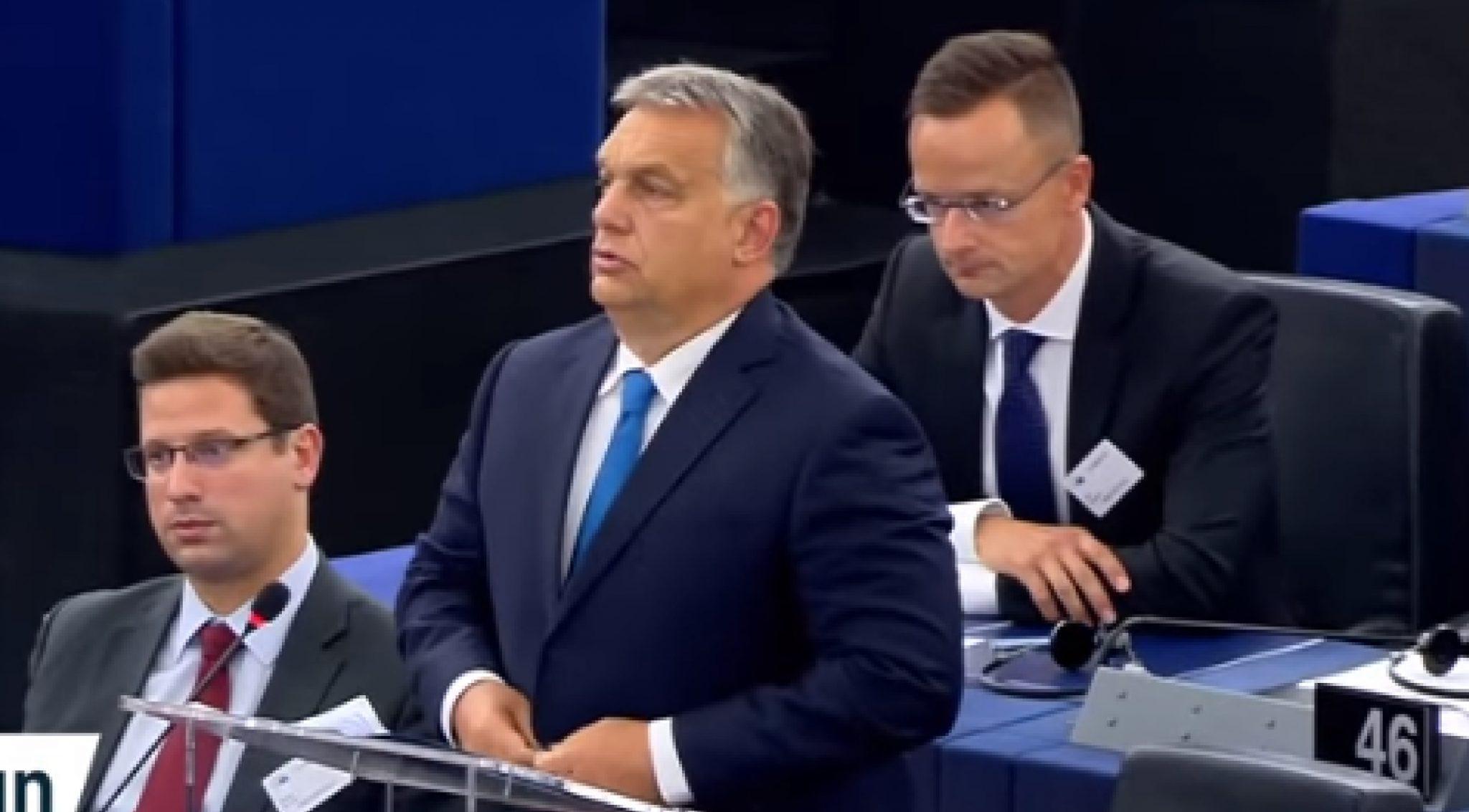 Viktor Orbán (youtube)