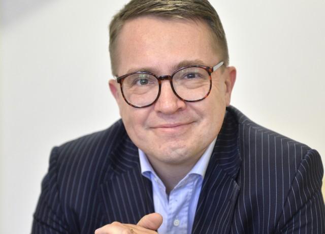 Člen Ústředního krizového štábu a prezident České stomatologické komory Roman Šmucler  (ČTK)