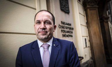 Bývalý předseda KDU-ČSL a kandidát do poslanecké sněmovny Marek Výborný (Pavel Hofman/FORUM 24)