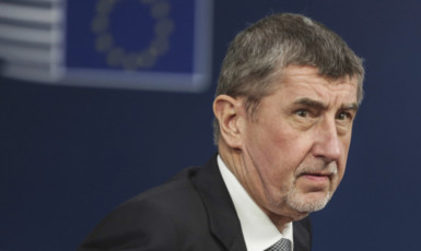 Premiér Andrej Babiš (ČTK)