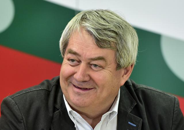 Předseda KSČM Vojtěch Filip (ČTK)